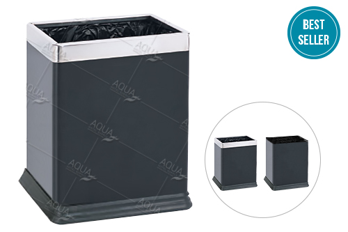 Iron coated Double Bin